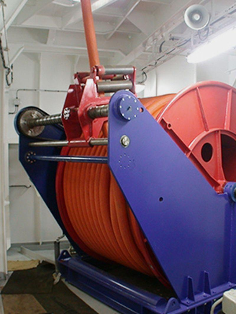 Umbilical Winch System