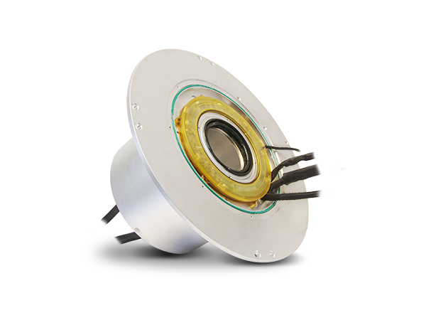 Integrated Slip Ring