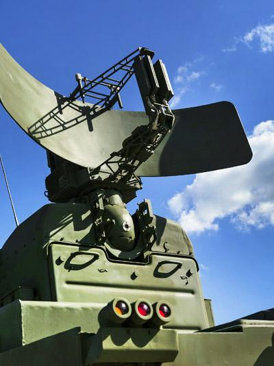 [Translate to Dansk:] Radar Cooling System