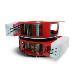 Large Through Bore Slip Ring for Cranes